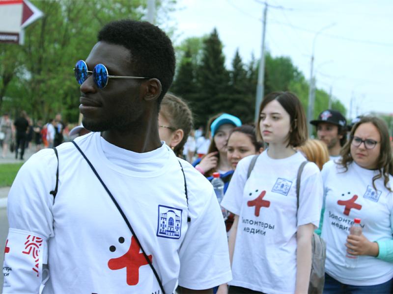 В России соберутся добровольцы от здравоохранения из 50 стран