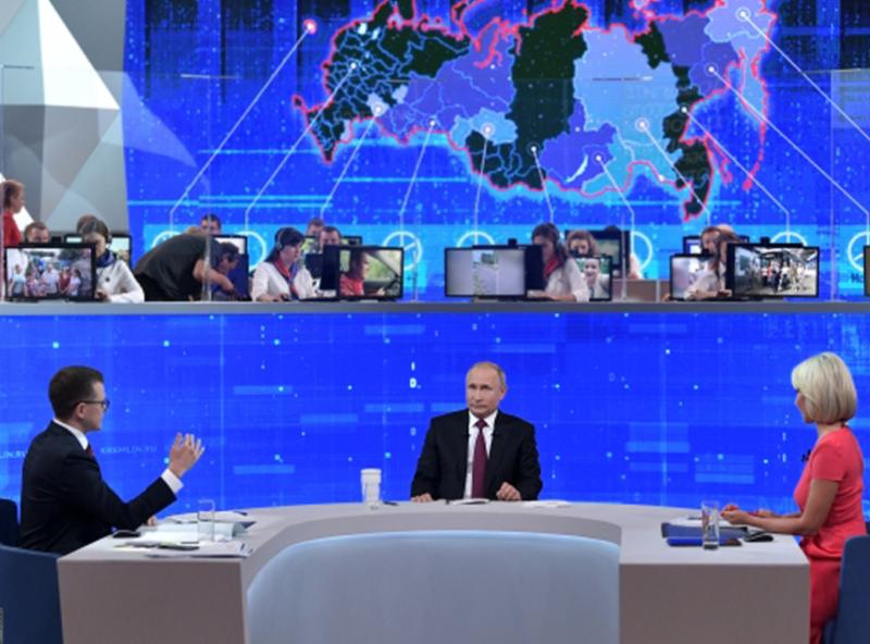 Владимир Путин – о проблемах здравоохранения