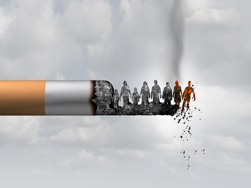 Табачный апогей. Что в составе сигареты?
