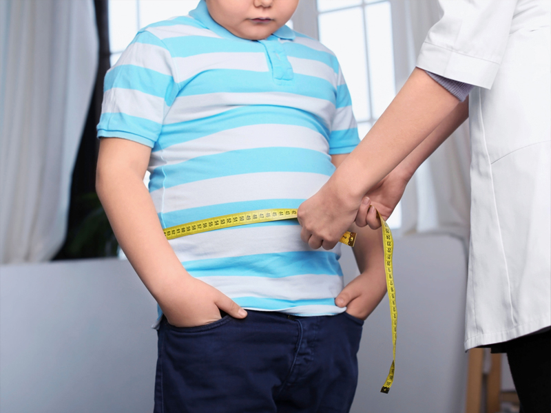 Больше всего детей с ожирением – на Северо-Западе