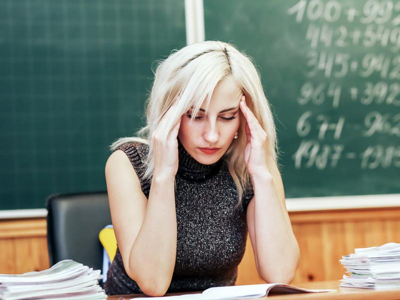 Профессиональные болезни: диагноз  – «преподаватель»