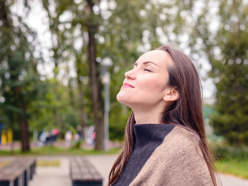 Здоровье легких в парках проверили около 15 тысяч москвичей