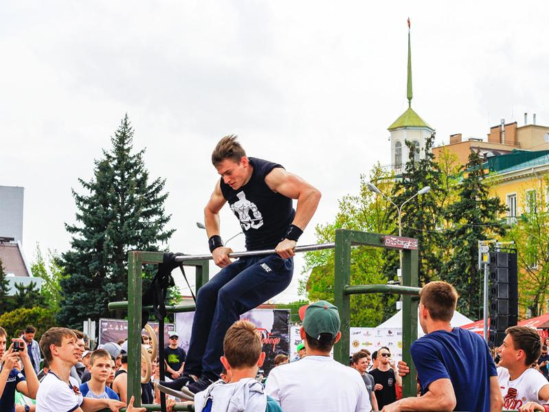Ставрополье стало одним из лидеров в развитии массового спорта