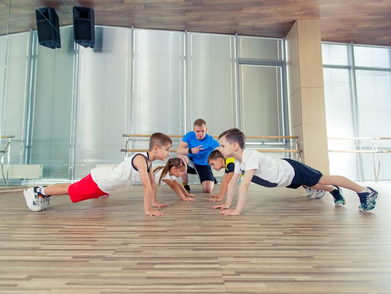 Рособрнадзор: Большинство российских школьников имеют хороший уровень физической подготовки