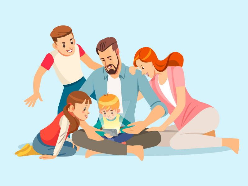 Онлайн-лекторий: родителям – о детях