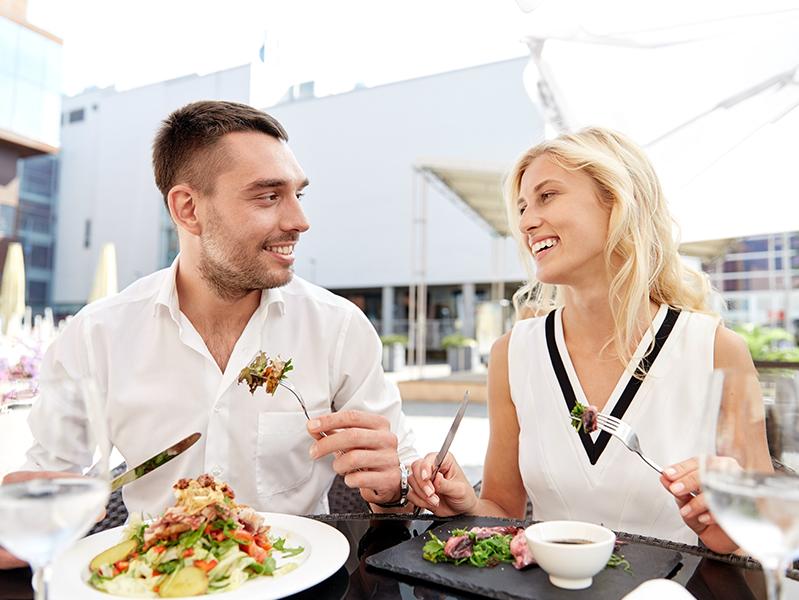 Рацион горожан менее калорийный, чем рацион сельских жителей