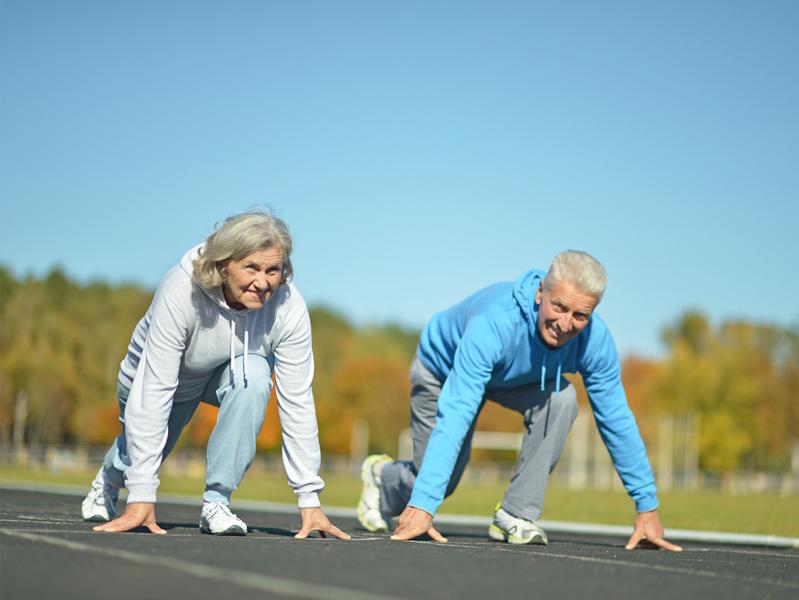 Серебряный возраст: тренируем мозг и тело