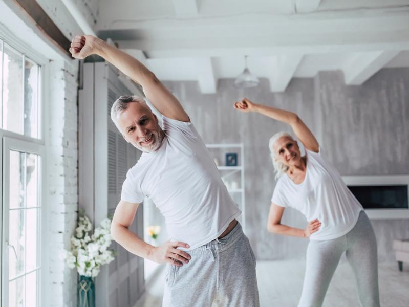 В Департаменте здравоохранения назвали комплекс упражнений, укрепляющих сердце