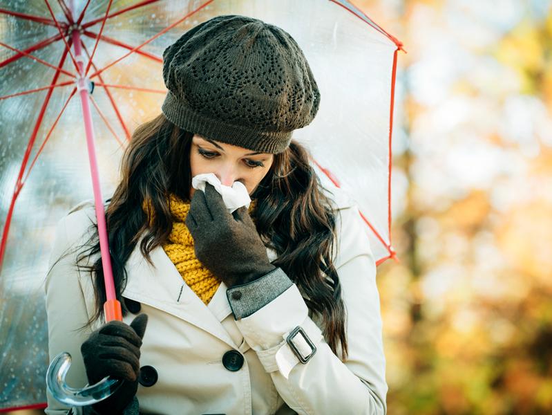 Сезон ОРВИ и гриппа в этом году стартовал раньше, чем в прошлом
