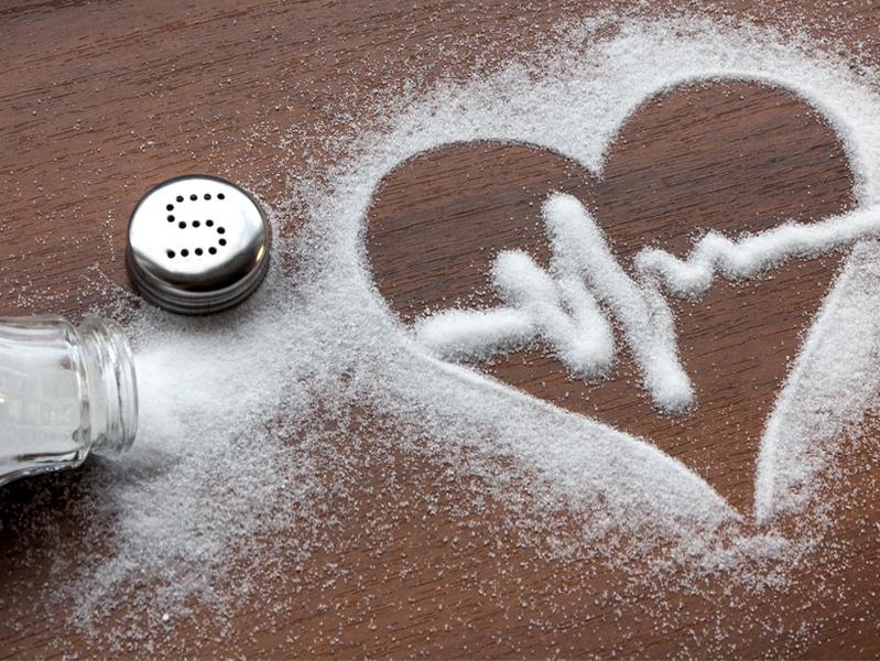 В России изменили суточную норму потребления соли