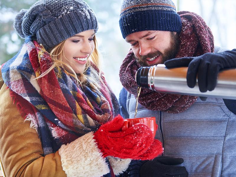 В Минздраве назвали напитки, помогающие согреться в холодное время года