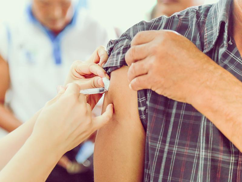 В этом году прививку от гриппа сделали уже более 60 млн россиян