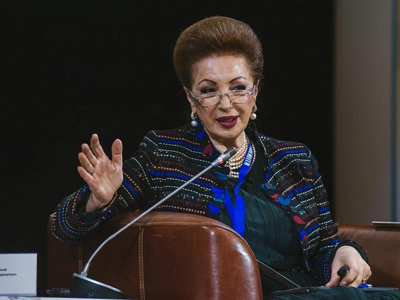 Выступление главного специалиста по акушерству и гинекологии Минздрава России Лейлы Адамян