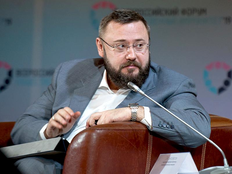 Выступление заместителя генерального директора Агентства стратегических инициатив Георгия Белозерова