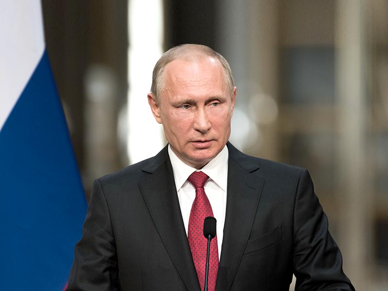 Президент РФ Владимир Путин: «Одной из причин увеличения продолжительности жизни в России… является уменьшение употребления алкоголя»