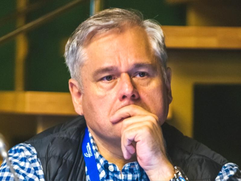 Выступление ректора Московского городского педагогического университета Игоря Реморенко