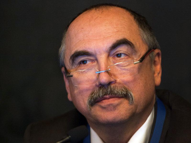 Выступление советника министра здравоохранения РФ Валерия Бузина