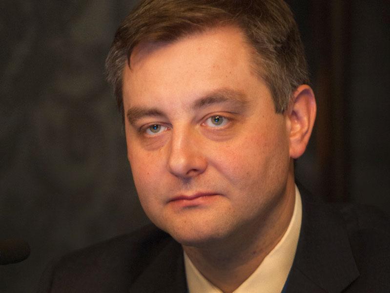 Выступление исполнительного директора ООО «Нанолек» Максима Стецюка