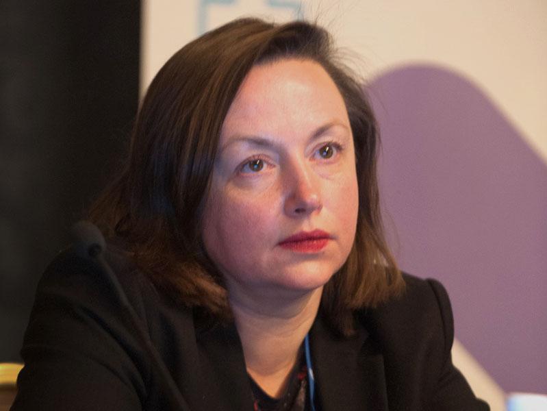 Выступление главного внештатного специалиста-диетолога Департамента здравоохранения города Москвы Антонины Стародубовой