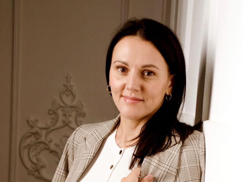 Выступление руководителя программы корпоративного здравоохранения ООО «Джонсон & Джонсон» Ксении Марковой