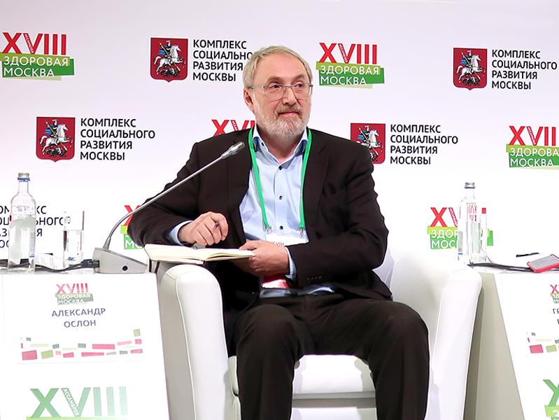 Президент ФОМ Александр Ослон: В культуре должен возникнуть образ медика-партнера