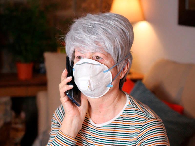 Как защититься от коронавирусной инфекции людям «серебряного» возраста
