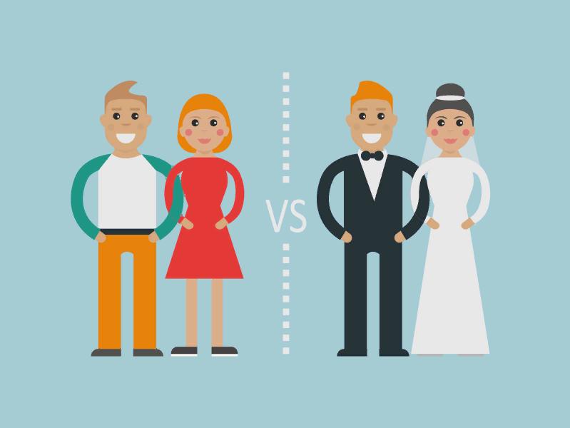 Гражданские браки назвали причиной снижения репродуктивной активности женщин