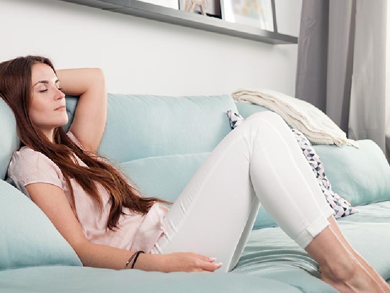 Сон, зарядка и приятное общение