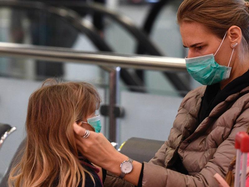 Коронавирус: опасения и оценка принятых мер. Результаты опроса «ФОМнибус» 8 марта.