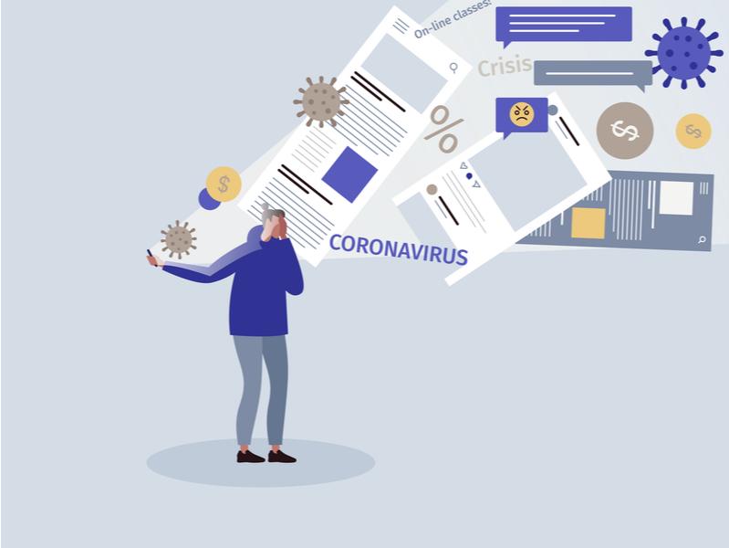 COVID-19 и экономика: кто, где и что пишет в соцмедиа