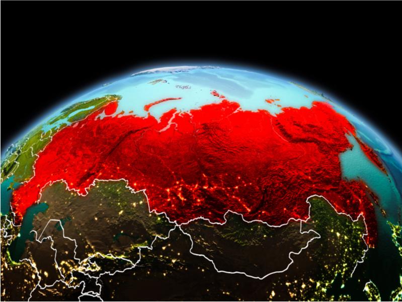 География экономических последствий первых месяцев пандемии