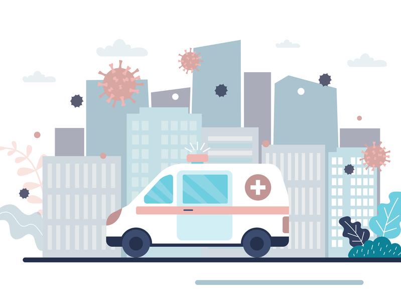 Врач скорой помощи: «У меня нет страха заразиться»