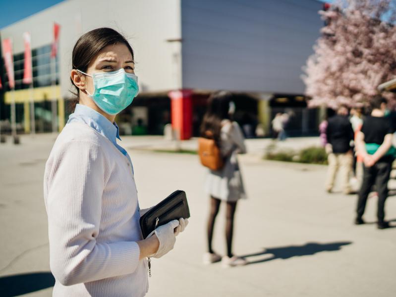 Опрос коронаЗонд: опасения и игнорирование болезни
