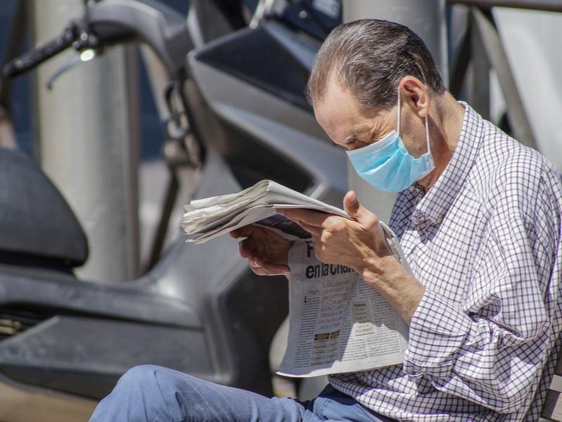 Опрос коронаЗонд: доверяющие и не доверяющие официальной информации о коронавирусе