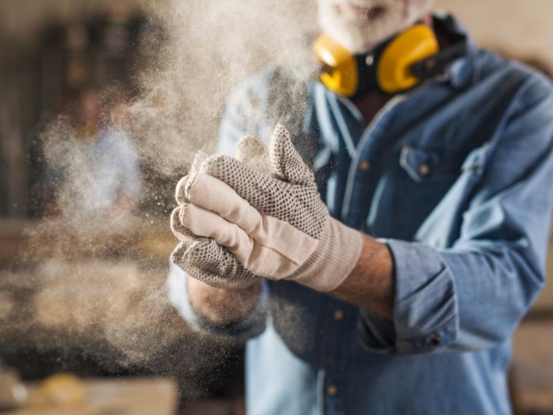 Опрос Экономика и пандемия: группы работников по типам предприятий – проблемы на работе