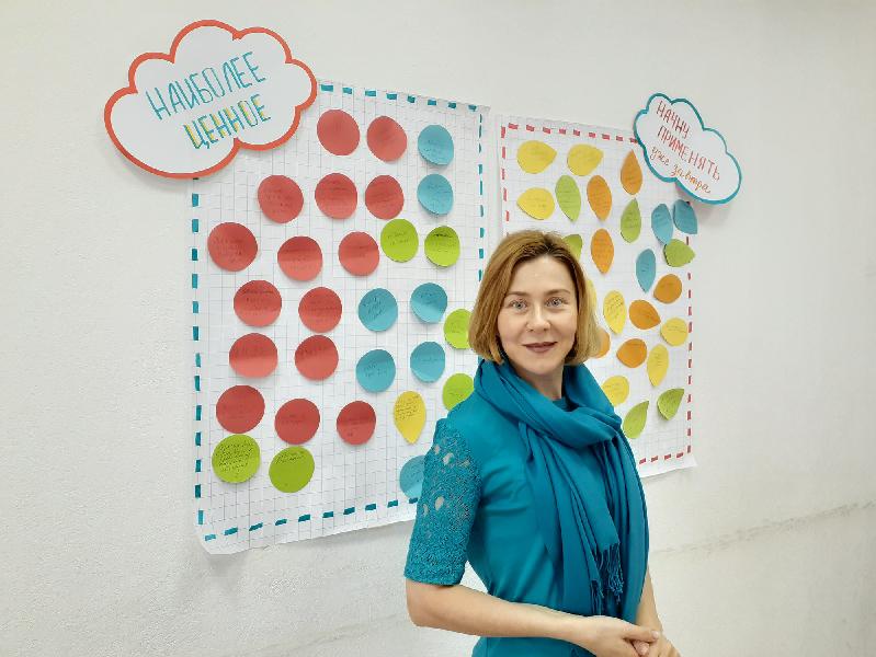 Вера Кобзева: уроки счастья для врачей в пандемию