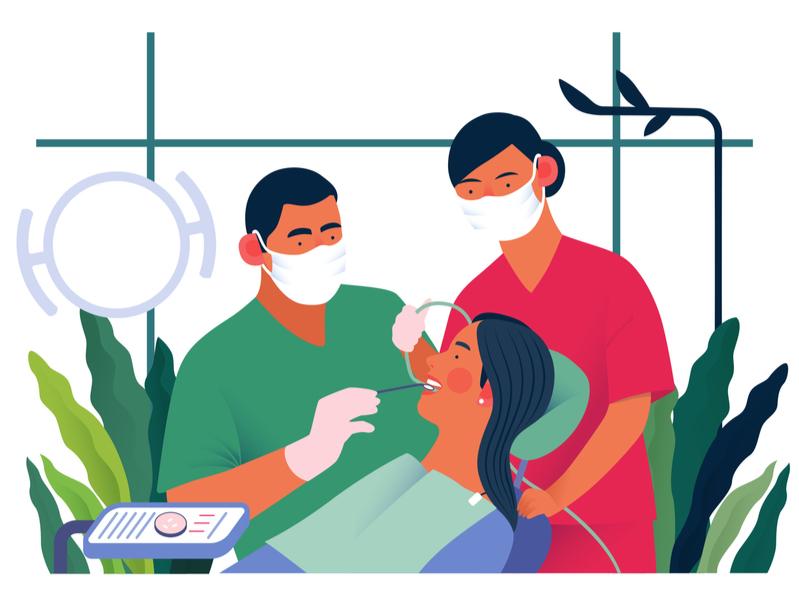 Стоматологи: «Кажется, что вируса и не было»