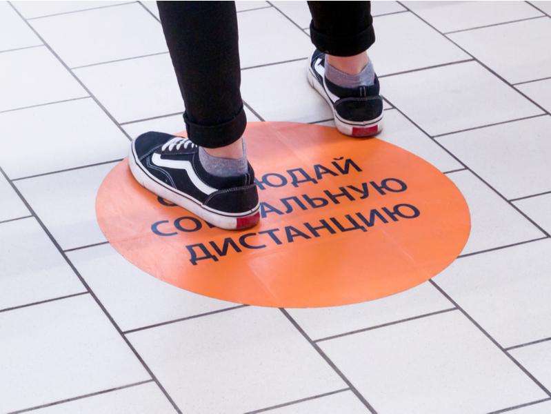 Заботливое пространство: как будут выглядеть магазины после пандемии