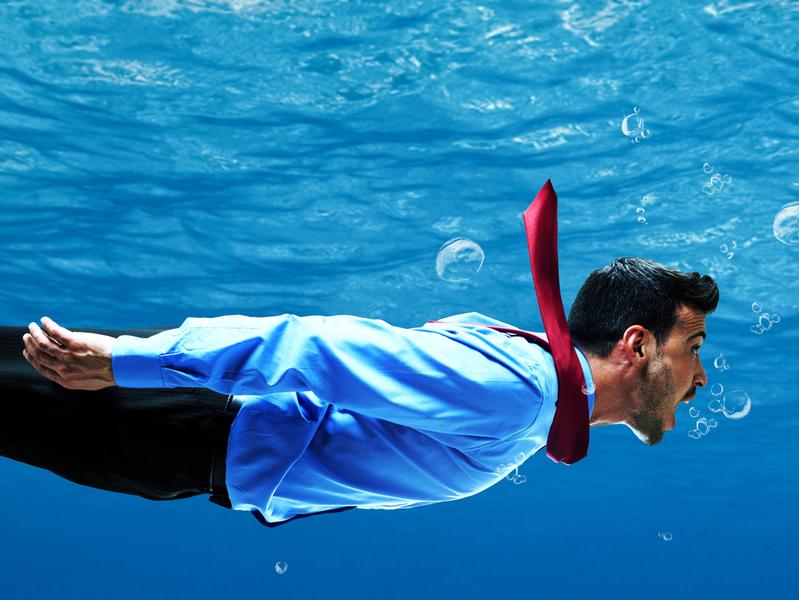 «Мы должны как-то выплывать»