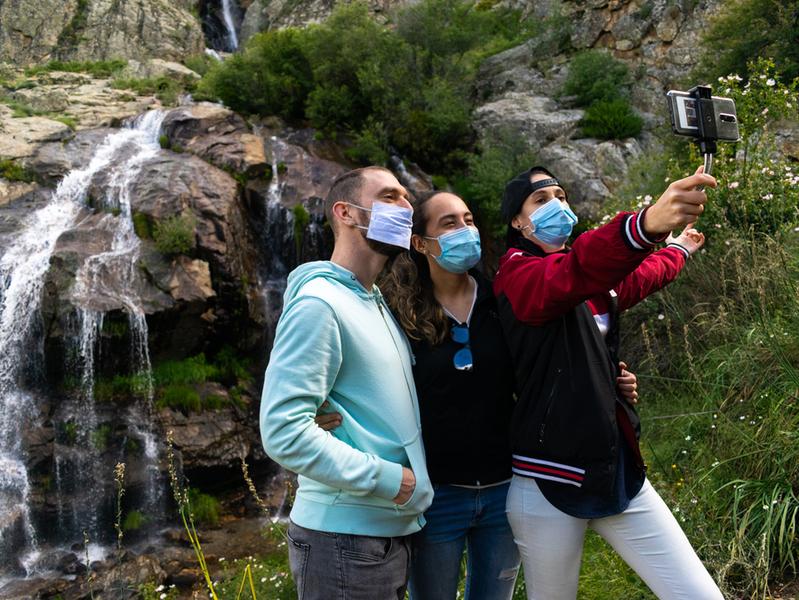 Вирус международный. Репортажи людей из-за границы