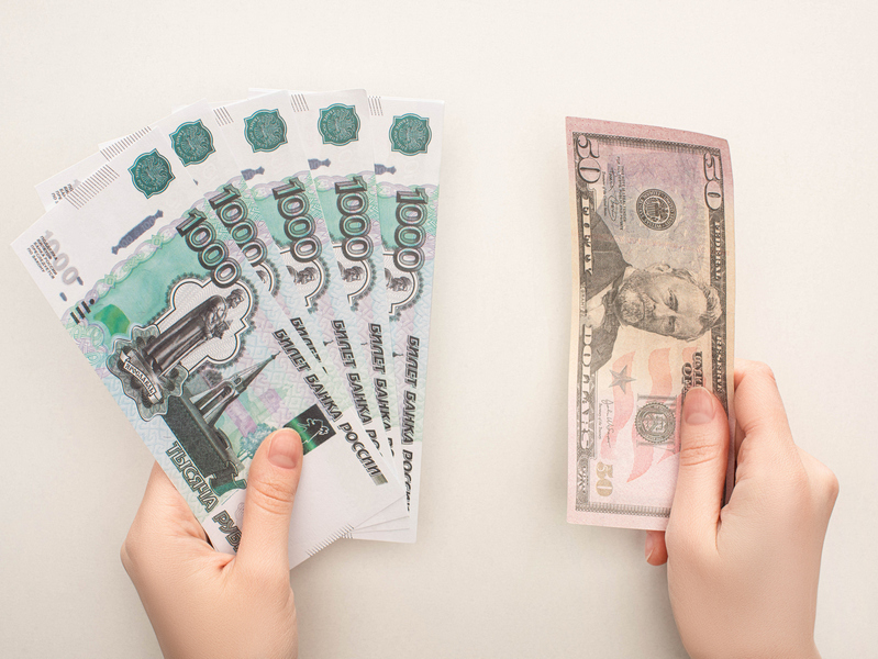 Россияне – о будущем рубля