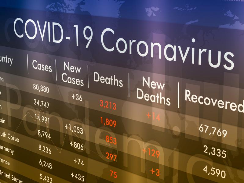 Большие данные против пандемии