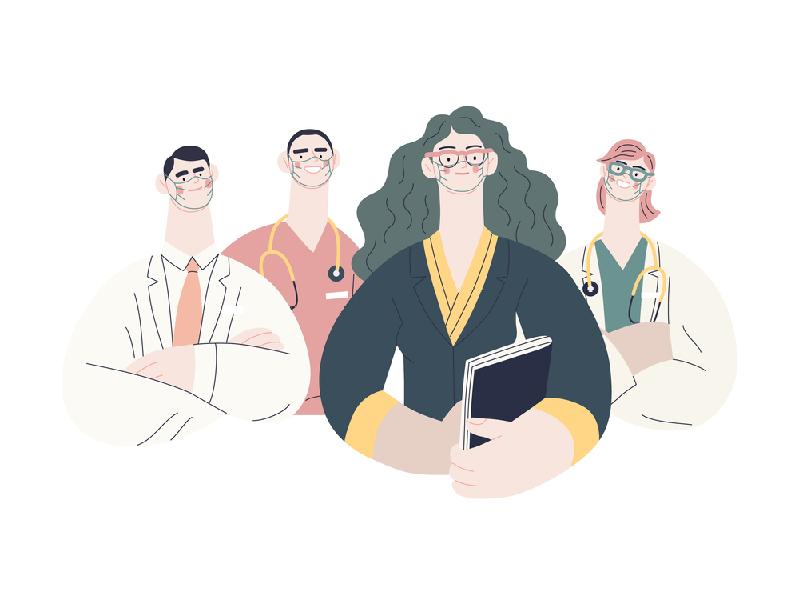 Екатерина Бороздина: «Мы должны меньше полагаться на героизм медиков»