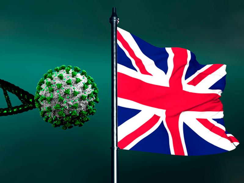 Британский штамм: что происходит