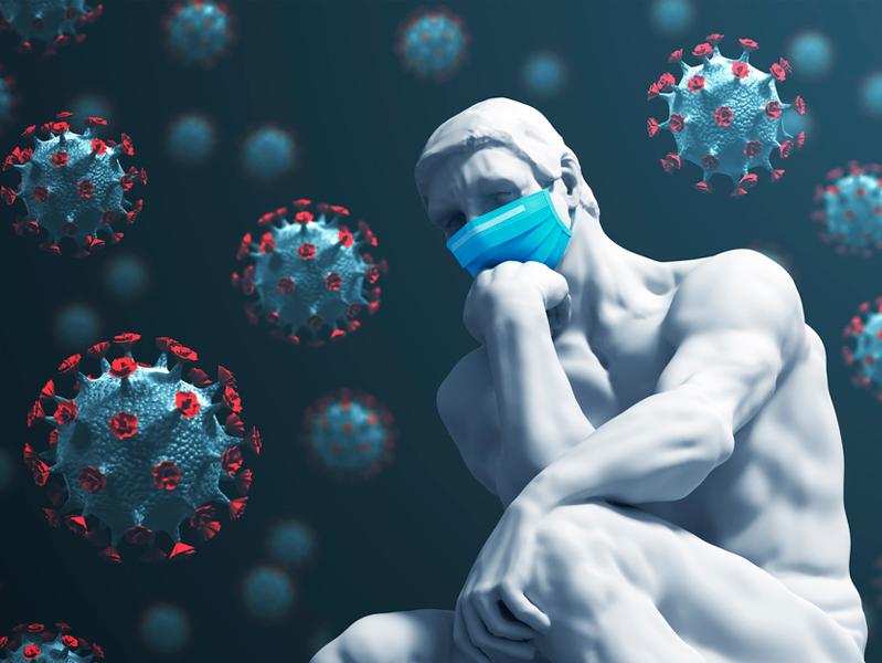 С точки зрения коронавируса