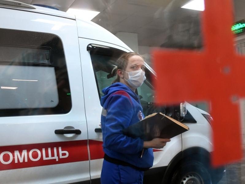 Работа скорой медицинской помощи в условиях пандемии