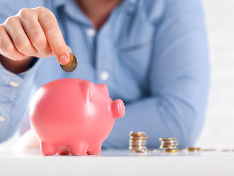 Установки в отношении сбережений: март