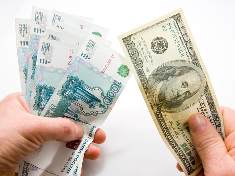 Россияне – о курсе рубля: март