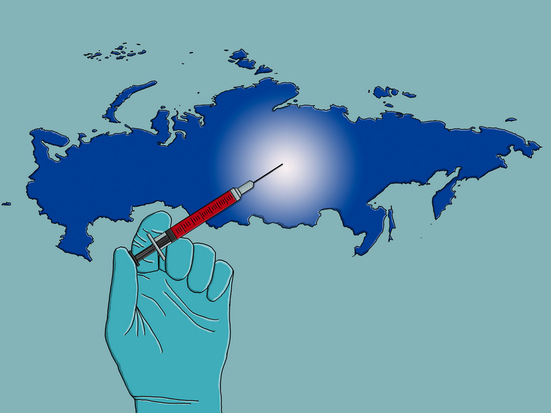 Что происходит с вакцинацией в России