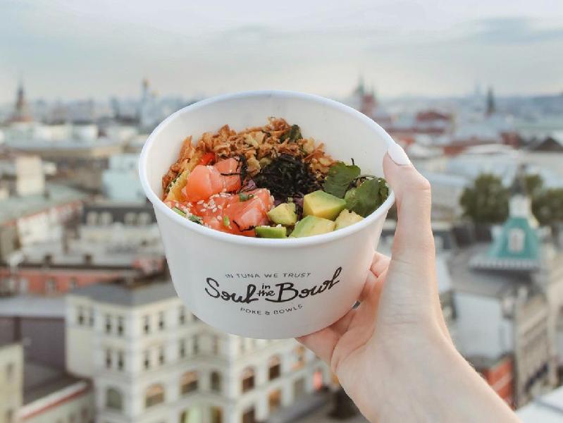Сооснователь сети кафе здорового питания Soul in the Bowl: «Нужно использовать разные каналы продаж»